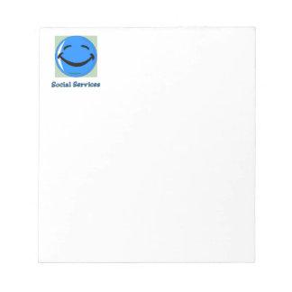 HF Social Services Notepad