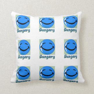 HF Surgery Throw Pillow