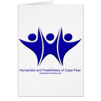 HFCF Logo Greeting Card