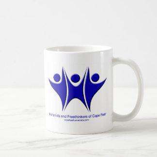 HFCF Logo Classic White Coffee Mug
