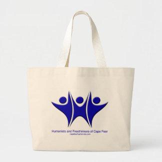 HFCF Logo Jumbo Tote Bag