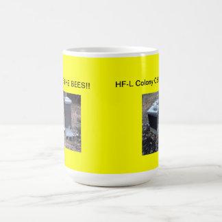 HFL COLONY COLLAPSE GROUP COFFEE MUG