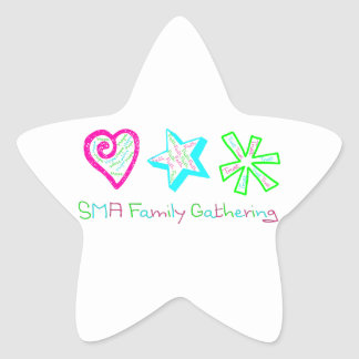 HFT Gathering - Icons Star Stickers
