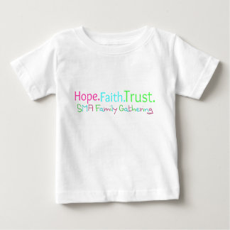 HFT Gathering - Words Baby T-Shirt