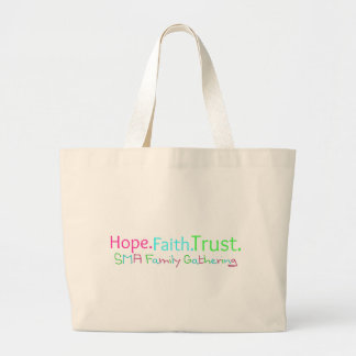 HFT Gathering - Words Canvas Bags