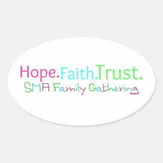 HFT Gathering - Words Sticker