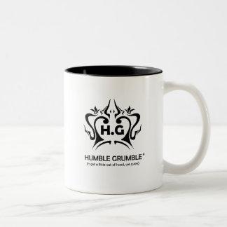 HG coffee mug