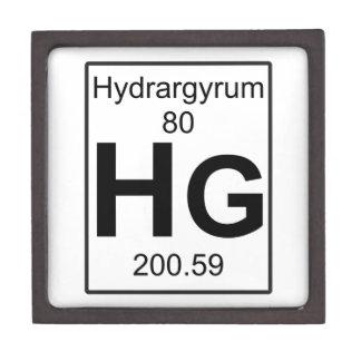 Hg - Hydrargyrum Gift Box