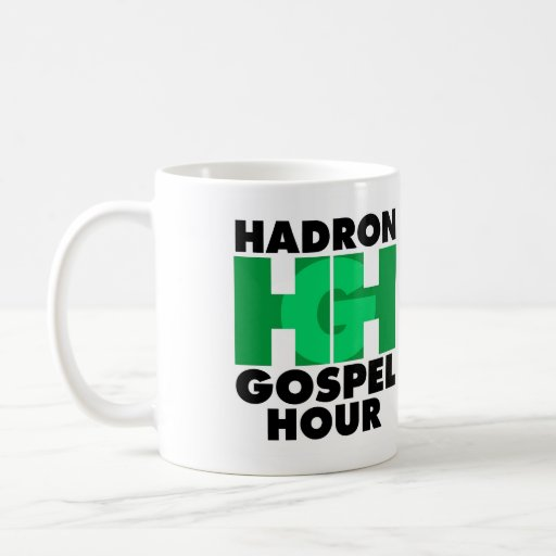 "HGH ""Manual coffee."" Mug"