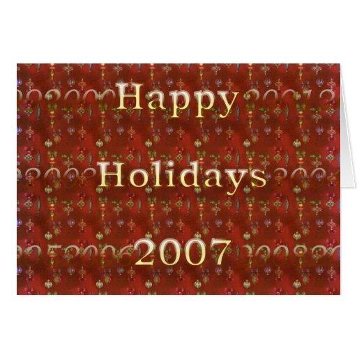 hh180 tarjeta de felicitación
