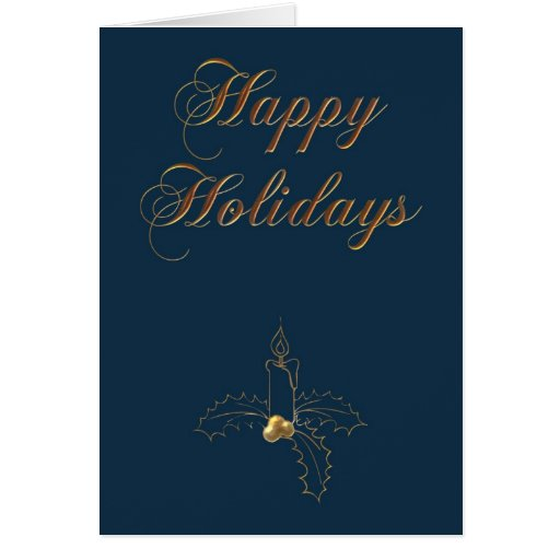 hh37 greeting card