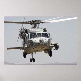 HH-60 Seahawk Impresiones