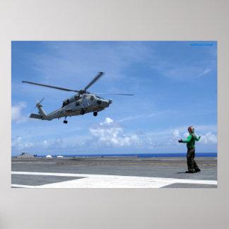 HH-60H Sea Hawk Poster