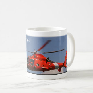 HH 65C Dolphin Helicopter mug
