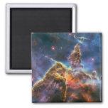 HH 901 y HH 902 en la nebulosa de Carina Imán Cuadrado