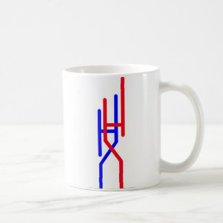 HH - Grandad's Chimney - The Drying Rack Coffee Mug
