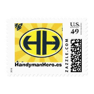 HH - HandymanHero.es POSTAGE STAMP