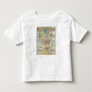 HH Lloyd Campaign Military Charts Toddler T-shirt