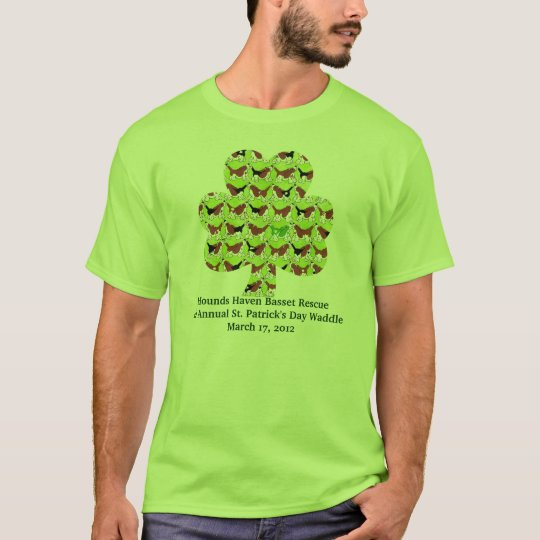 HHBR - Official 2012 Waddle T-Shirt (green)