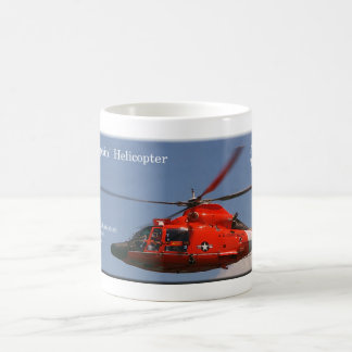 HHC 65 Dolphin Helicopter Traverse mug
