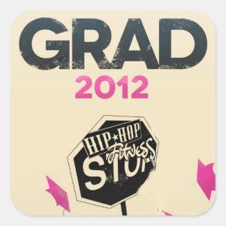 HHFS GRAD 2012 Sticker