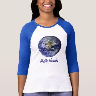 HHGTTG - Earth - Mostly Harmless T-Shirt