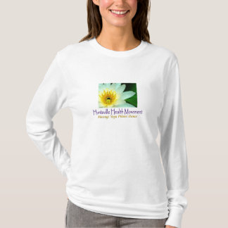 "HHM ""Asana Center Lilly""  Long Sleeve T-Shirt"