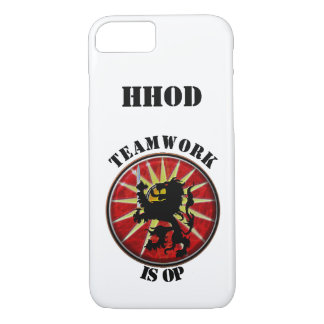 """HHOD - iPhone7 """"Barely There"""" case"""