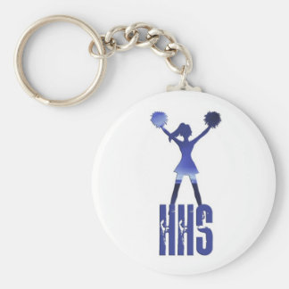 hhs cheer keychain