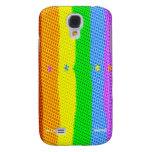"""HI54GEO™ """"Doric Plaid"""" Galaxy S4 Cases"""