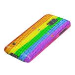 """HI54GEO™ """"Doric Plaid"""" Galaxy S5 Case"""