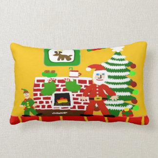 HI54WINT Yuletide Fireside Pillows
