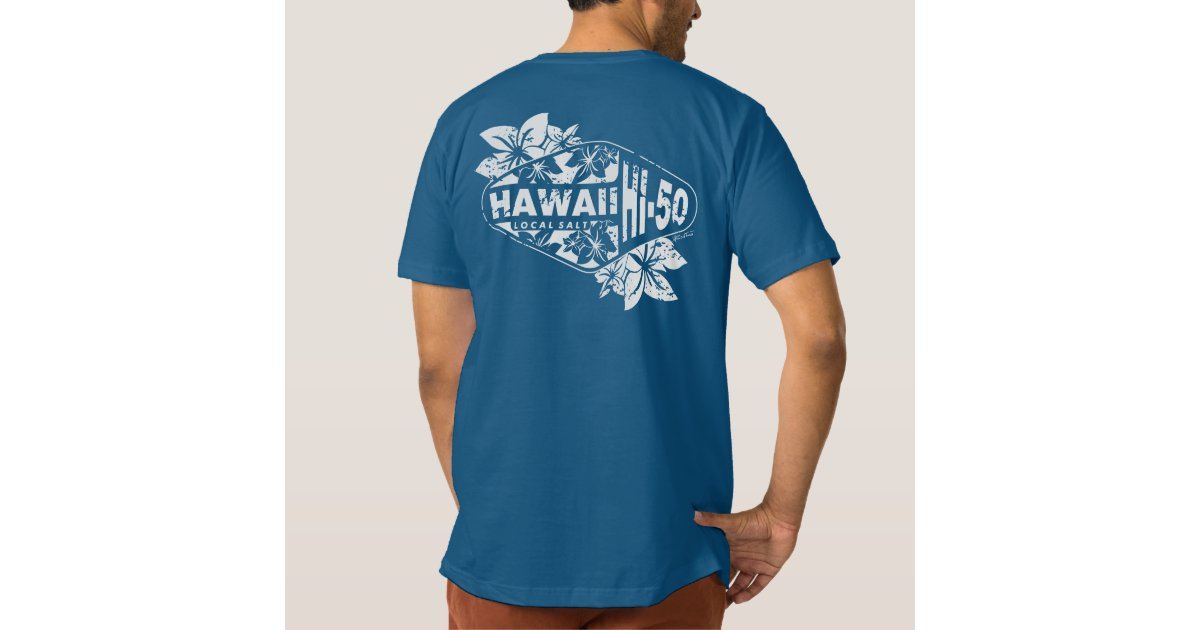 Hi 50 local salt vintage t shirt zazzle for Local t shirt printing companies