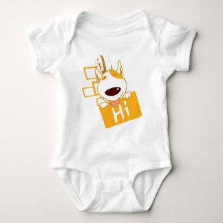 hi baby bodysuit