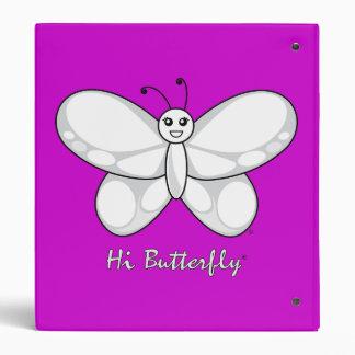 Hi Butterfly® Avery Binder