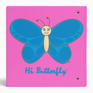 Hi Butterfly® Avery Binder