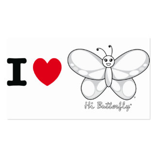 Hi Butterfly® Business Card