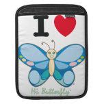 Hi Butterfly® iPad sleeve