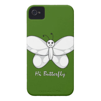 Hi Butterfly® iPhone 4/4S Custom Case-Mate ID™