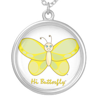 Hi Butterfly® Necklace