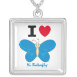 Hi Butterfly® Necklace Necklaces