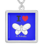 Hi Butterfly® Necklace Personalized Necklace