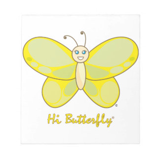 Hi Butterfly® Notepad