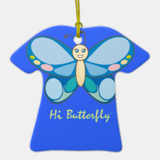 Hi Butterfly® Ornament