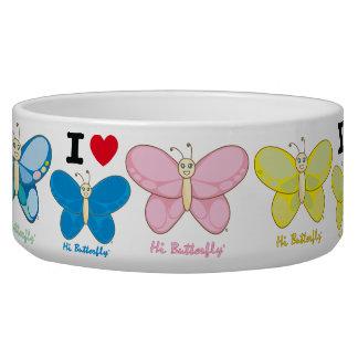 Hi Butterfly® Pet Bowl