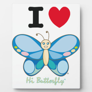 Hi Butterfly® Photo Plaques