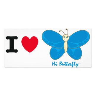 Hi Butterfly® Rack Card