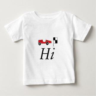 Hi Bye shirt