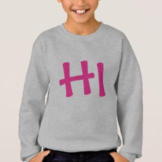 Hi, Bye! Sweatshirt