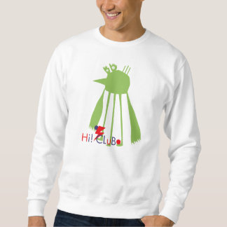 Hi!CLuB monsters.Sweatshirt Sweatshirt